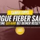 dengue fieber thailand koh samui mücke tigermücke gefahr
