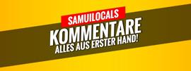Kommentare von Samuilocals