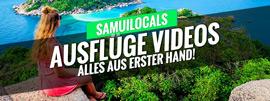 Koh Samui Ausflüge Videos