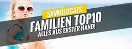 Koh Samui und Thailand für Familien TOP 10