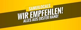 Von Samuilocals empfohlen!