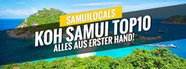 Tops Koh Samui und Thailand