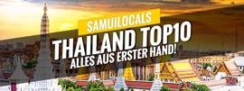 Thailand Top 10